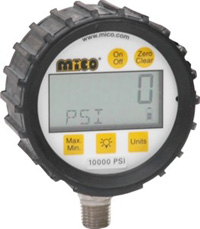 mico digital pressure gauge