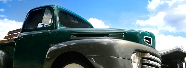 restore modify classic car truck