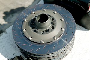 resurface brake and clutch components