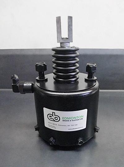 rebuild air brake pot
