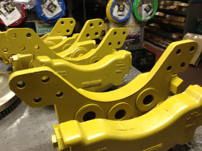 6 Piston Brake Caliper Rebuild