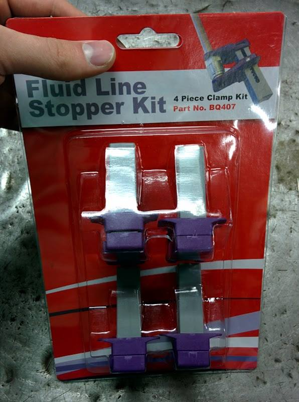 Fluid Line Stopper Kit